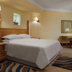 Отель Sheraton Jumeirah Beach Resort ОАЭ, Дубай - 3 отзыва об отеле, цены и фото номеров - забронировать отель Sheraton Jumeirah Beach Resort онлайн комната для гостей фото 4