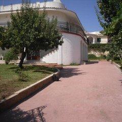 Отель Villa Dolci Vacanze Фонтане-Бьянке вид на фасад