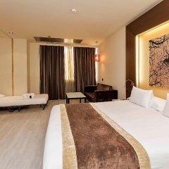 Отель Melia Avenida de America комната для гостей
