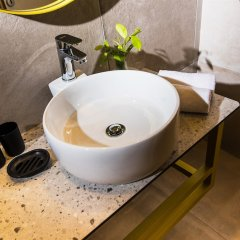 Апартаменты Natali Apartments ванная