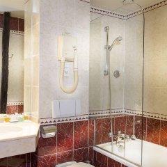 Отель Crystal Hotel Франция, Париж - 8 отзывов об отеле, цены и фото номеров - забронировать отель Crystal Hotel онлайн ванная фото 2