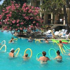Park Hotel Briz - Free Parking бассейн