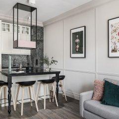 Апартаменты Dom&House-Apartments Neptun Park Premium комната для гостей фото 4