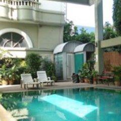 Отель Boss Mansion Бангкок бассейн фото 3
