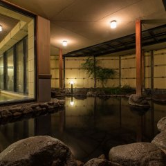 Отель Hana Beppu Беппу бассейн
