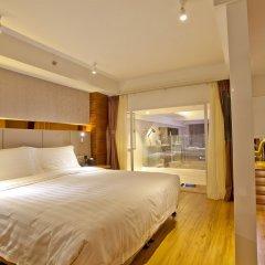 Отель Yuzhou Camelon Hotel Китай, Сямынь - отзывы, цены и фото номеров - забронировать отель Yuzhou Camelon Hotel онлайн комната для гостей фото 4