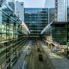 Отель Qbic Hotel Wtc Amsterdam Нидерланды, Амстердам - 6 отзывов об отеле, цены и фото номеров - забронировать отель Qbic Hotel Wtc Amsterdam онлайн балкон