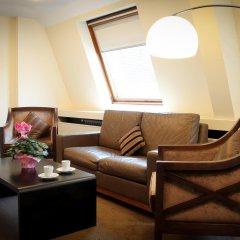 Отель Gresham Belson Брюссель комната для гостей