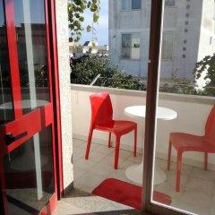 Отель Alba Chiara Поджардо балкон