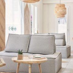 Отель Naxian Utopia Luxury Villas & Suites интерьер отеля