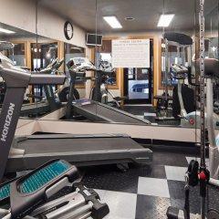 Отель Best Western Lakewood Inn фитнесс-зал фото 2