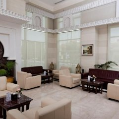 Rayan Hotel Sharjah интерьер отеля