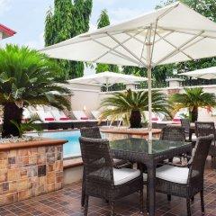 BON Hotel Abuja питание
