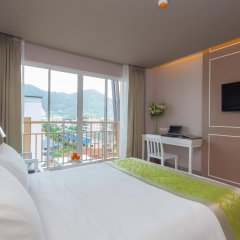 Отель Best Western Patong Beach комната для гостей фото 3