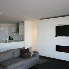 Poort Beach Hotel Apartments Bloemendaal комната для гостей фото 5