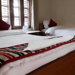 Отель Unique Wild Resort Непал, Саураха - отзывы, цены и фото номеров - забронировать отель Unique Wild Resort онлайн комната для гостей фото 4
