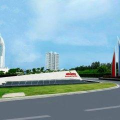 Отель La Mer Residence and Pool Villa Pattaya By Favstay На Чом Тхиан городской автобус