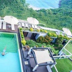 Отель Cantaloupe Levels Унаватуна бассейн фото 2
