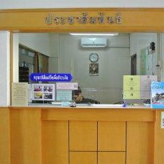 Отель Coop Dopa Hostel Таиланд, Бангкок - отзывы, цены и фото номеров - забронировать отель Coop Dopa Hostel онлайн интерьер отеля фото 3