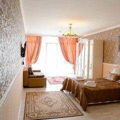 Гостиница Коляда комната для гостей фото 3