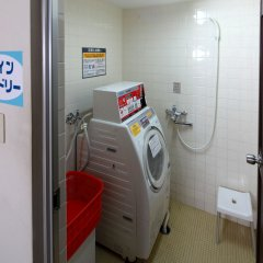 Green Hotel Yes Ohmi-hachiman Омихатиман ванная
