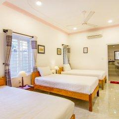 Отель Hung Do Beach Homestay сейф в номере