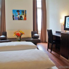 Отель Arthotel Munich Германия, Мюнхен - 5 отзывов об отеле, цены и фото номеров - забронировать отель Arthotel Munich онлайн комната для гостей фото 3