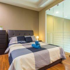 Отель KL Guesthouse Scott Garden Малайзия, Куала-Лумпур - отзывы, цены и фото номеров - забронировать отель KL Guesthouse Scott Garden онлайн комната для гостей фото 4