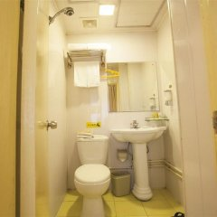 Beijing Hejia Hotel ванная