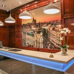 Отель Serrano by Silken Испания, Мадрид - 1 отзыв об отеле, цены и фото номеров - забронировать отель Serrano by Silken онлайн в номере фото 2