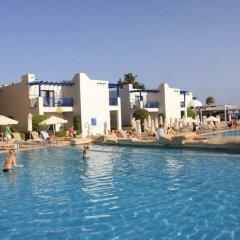 Отель Callisto Holiday Village Айя-Напа пляж фото 2