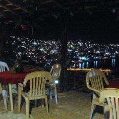 Отель Villas El Morro Сиуатанехо питание