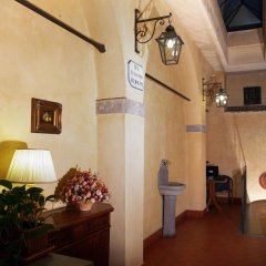 Отель Botticelli Hotel Италия, Флоренция - отзывы, цены и фото номеров - забронировать отель Botticelli Hotel онлайн интерьер отеля