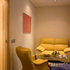 Отель Atocha Испания, Мадрид - отзывы, цены и фото номеров - забронировать отель Atocha онлайн комната для гостей фото 4