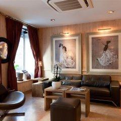 Отель Best Western Aramis Saint-Germain интерьер отеля фото 2