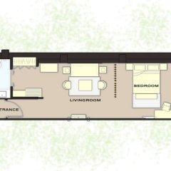Отель Residence by Uga Escapes Шри-Ланка, Коломбо - отзывы, цены и фото номеров - забронировать отель Residence by Uga Escapes онлайн балкон