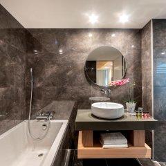 Отель Limanaki Beach Hotel Кипр, Айя-Напа - 1 отзыв об отеле, цены и фото номеров - забронировать отель Limanaki Beach Hotel онлайн ванная фото 2