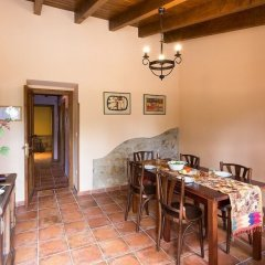 Отель Casa Rural Pandesiertos Кангас-де-Онис в номере