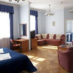 Гостиница Усадьба Державина комната для гостей фото 4