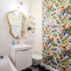 Отель Little Home - Old Town Польша, Варшава - отзывы, цены и фото номеров - забронировать отель Little Home - Old Town онлайн ванная фото 2