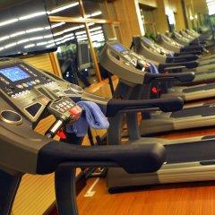 Отель Holiday Inn Resort Beijing Yanqing фитнесс-зал