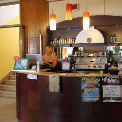 Jammin' Rimini Backpackers Hotel Римини питание