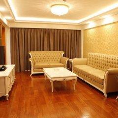 Отель Customs Hotel Китай, Гуанчжоу - отзывы, цены и фото номеров - забронировать отель Customs Hotel онлайн комната для гостей фото 3