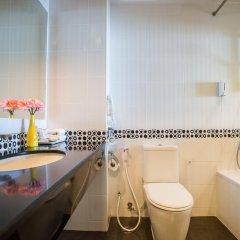 Отель Best Bella Pattaya Таиланд, Паттайя - 4 отзыва об отеле, цены и фото номеров - забронировать отель Best Bella Pattaya онлайн ванная фото 2