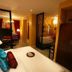 Shanghai Mansion Bangkok Hotel 4* Стандартный номер с различными типами кроватей фото 10