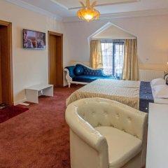 Отель Green Palace Hotel Болгария, Шумен - отзывы, цены и фото номеров - забронировать отель Green Palace Hotel онлайн комната для гостей фото 4