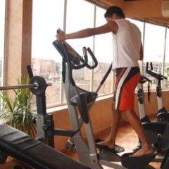 Отель Imperial Plaza Hotel Марокко, Марракеш - 2 отзыва об отеле, цены и фото номеров - забронировать отель Imperial Plaza Hotel онлайн фитнесс-зал фото 2