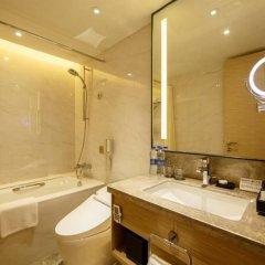 Hotel Equatorial Shanghai ванная