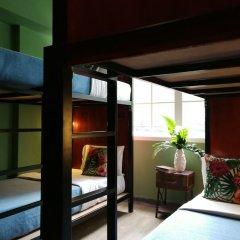 Miami Hostel Sukhumvit комната для гостей фото 4