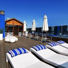 Hotel Acta Azul Барселона бассейн